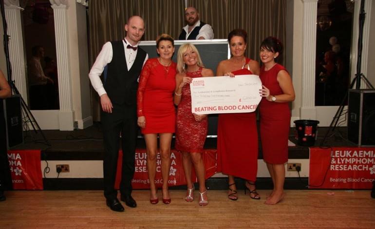 Cancer fundraiser sets new £25k target after ball success