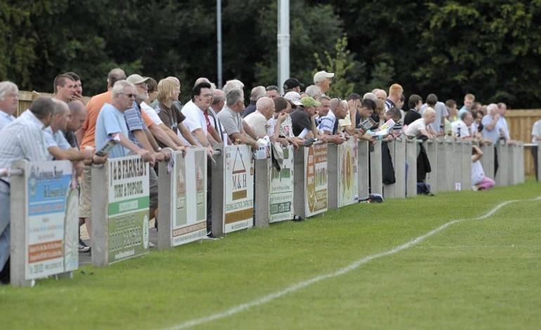 Football club secretary in emotional plea to town's fans