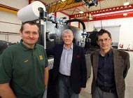 UK arm of US filtration firm moves to larger premises in £350k expansion