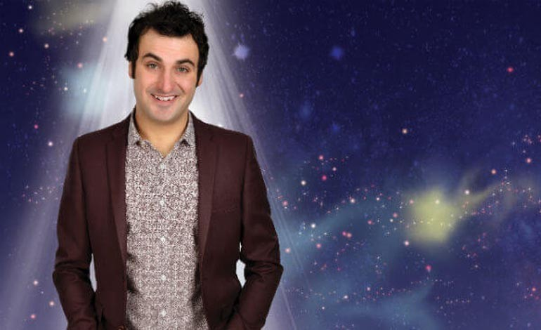 Comic Monahan to star at Planet Leisure Christmas Party Nights