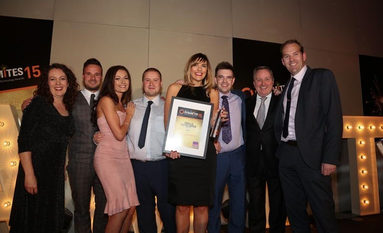 Baltic Training wins skills developer award