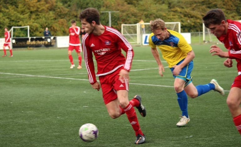 Football: Newton Aycliffe record impressive 5-0 win at Durham City
