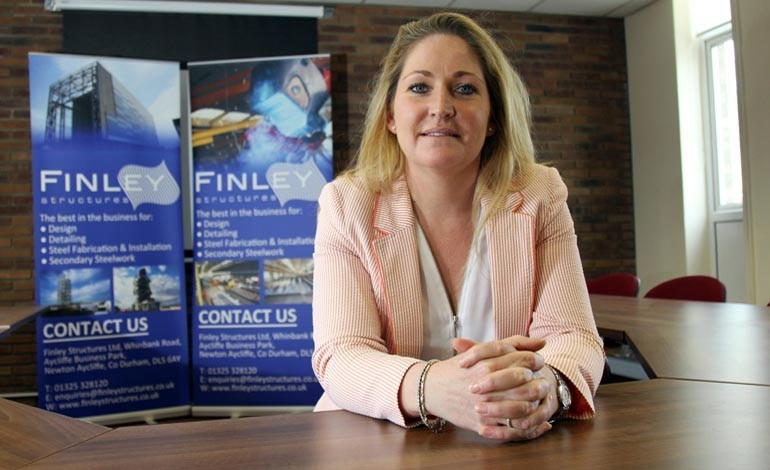 Finley group boosted by steel firm's record £16.4m turnover – up £3.1m