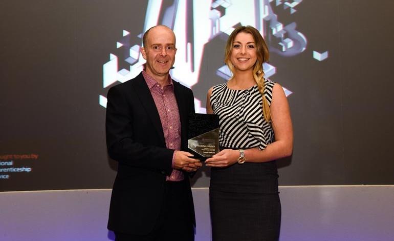 Gestamp Tallent wins regional final of National Apprenticeship Awards