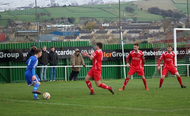 Aycliffe through to FA Vase 3rd round with win at Colne