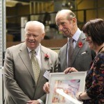 Ebac Duke of Kent visit 10