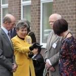 Ebac Duke of Kent visit 2