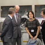 Ebac Duke of Kent visit 3