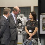 Ebac Duke of Kent visit 4
