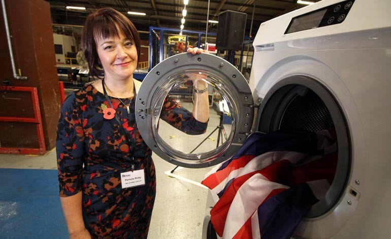 Washing machine production to start in January – 100,000-a-year the target