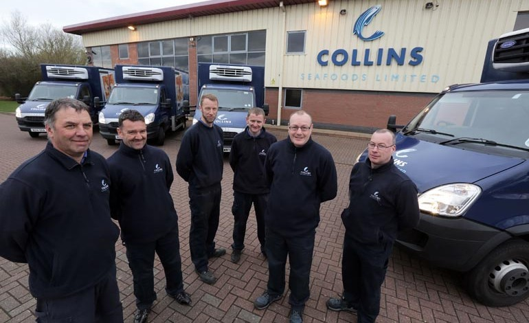 Legal experts keep Collins Seafoods shipshape