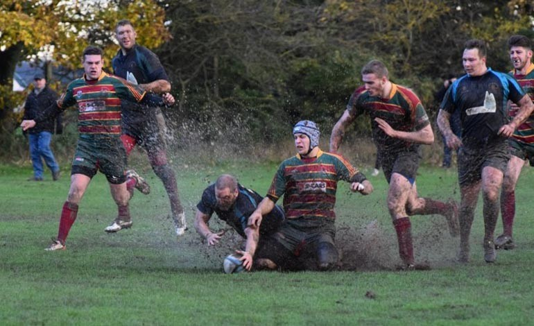 Rugby: Aycliffe roar to another home victory