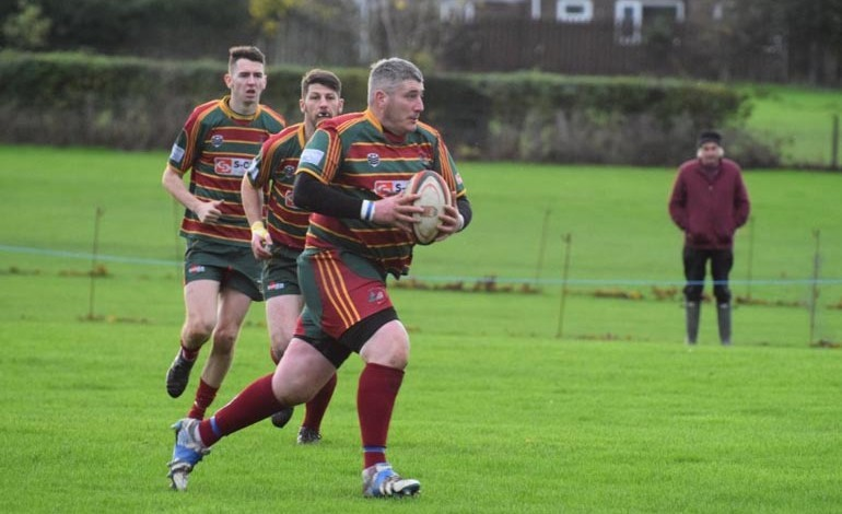 Rugby: 10 games unbeaten for rampant Aycliffe