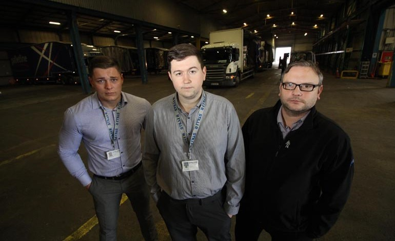 Driver jobs created as logistics firm's new distribution warehouse improves efficiency