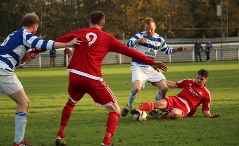 Football: Aycliffe cruise into FA Vase second round with 4-0 away win