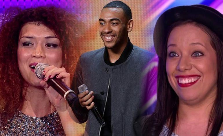 X Factor trio set to rock Aycliffe town centre!