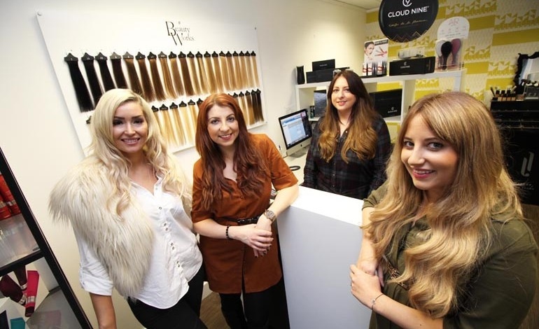 Aycliffe hair extension specialists get national top 10 VIP status