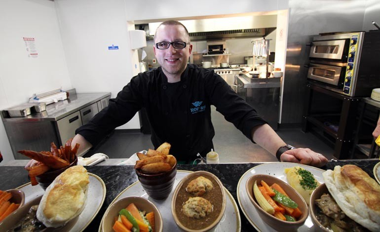 New job is a work of Art for Lithuanian chef