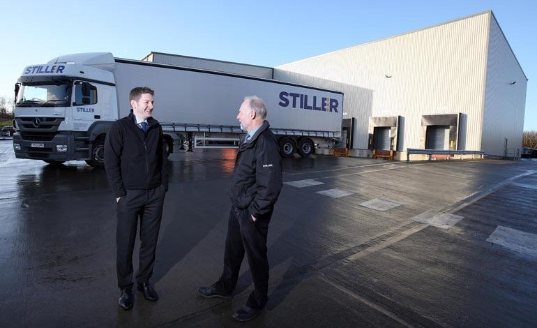 Stiller celebrates £13m turnover with £125k investment in five new trailers