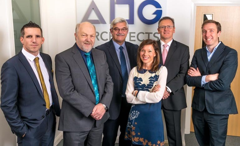 Aycliffe architect merges with Darlington firm
