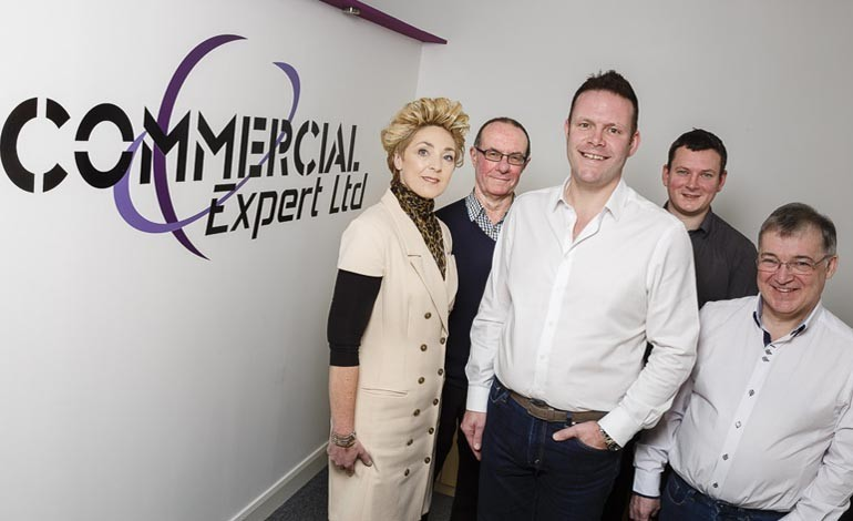 Commercial Expert expands to new office space following sales boom