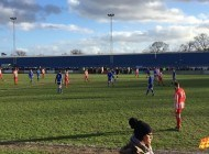 Aycliffe FA Vase run ends with defeat at Camberley