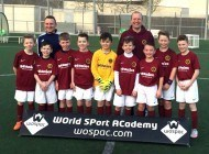 Youth team enjoys Barca trip