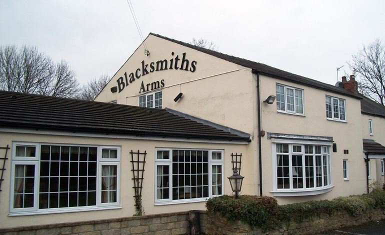 New owners at Blacksmith's Arms