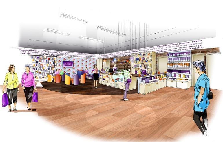 Crafter's Companion Tea Shop
