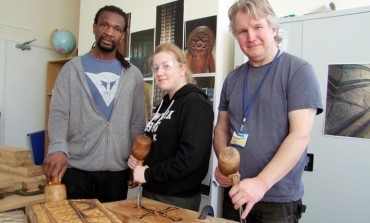 Aycliffe students produce sculpture for Durham Cathedral