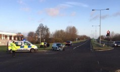No injuries after two-car crash in Aycliffe