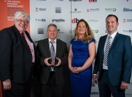 Family steel firm Finley Structures named Aycliffe Company of the Year