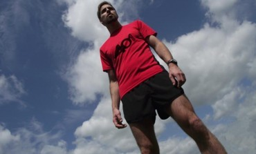 Anti-bullying Marathon Man comes to Aycliffe!