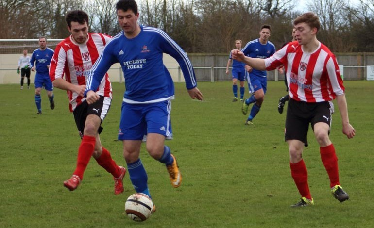 Aycliffe up to third with big Guisborough win