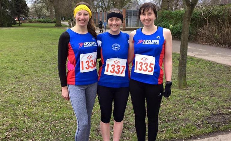More success for Aycliffe Running Club