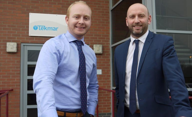 Tekmar appoints new operations manager