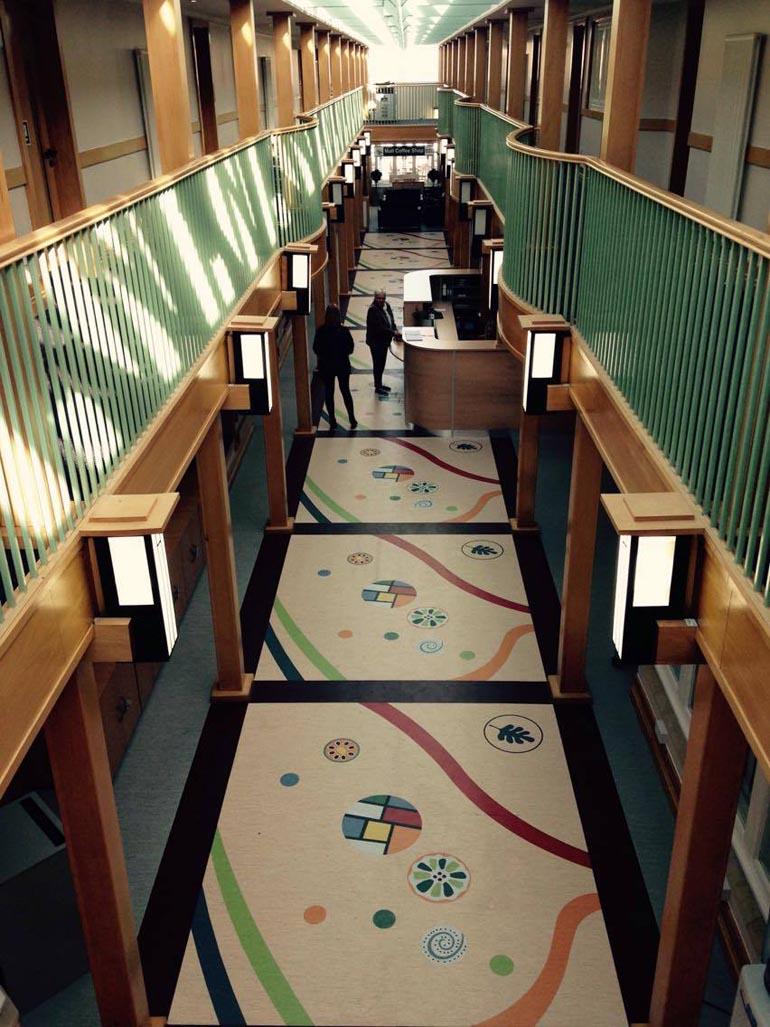 Pioneering Care Centre Mall new