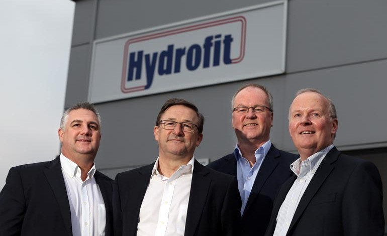 Aycliffe-based Hydrofit acquired in takeover deal
