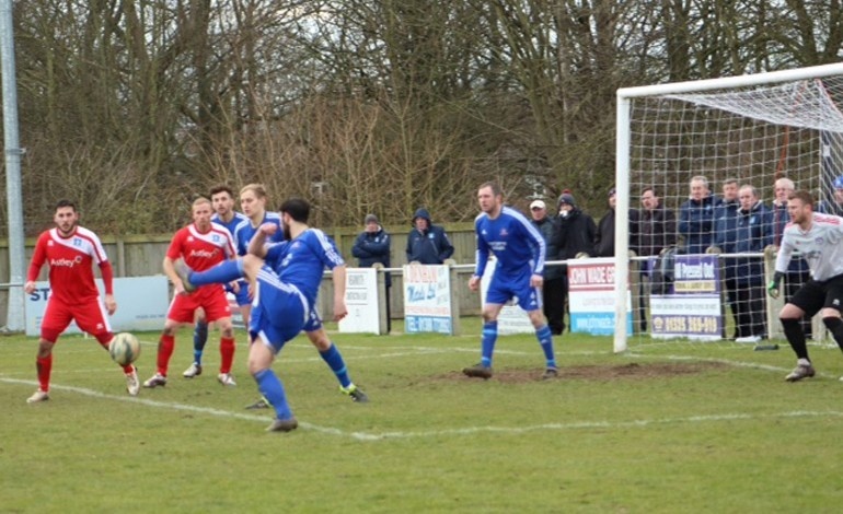Aycliffe stay third with another win
