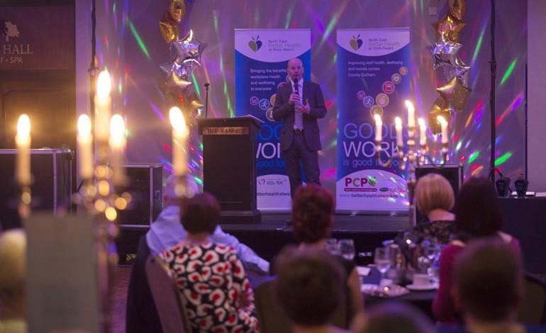 Better Health at Work awards evening