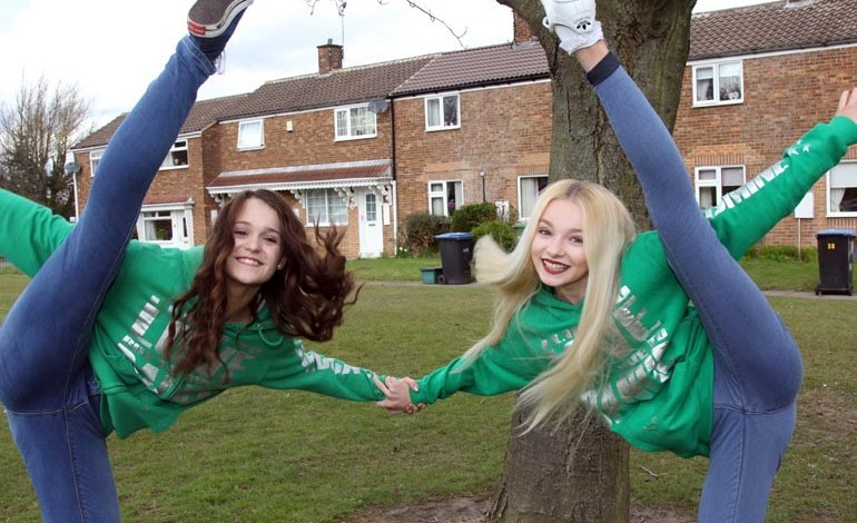 Aycliffe girls offered dream Hollywood trip
