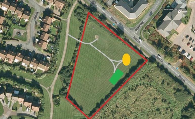 Online consultation over £150k Cobblers Hall park