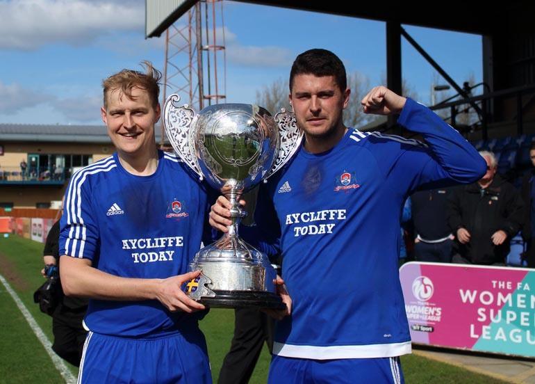 aycliffe durham challenge cup winners 2