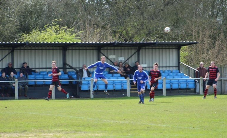 Aycliffe win at home to Durham City