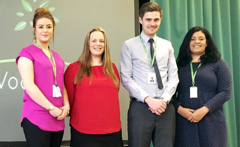 New teachers join Woodham Academy