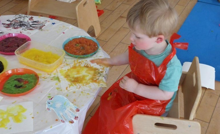 Tots Time Toddler Group celebrates 1st birthday