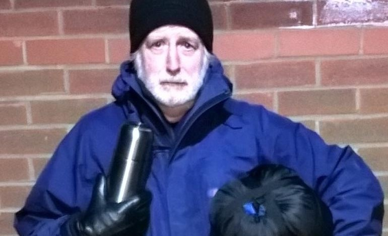 Councillor to sleep rough for charity