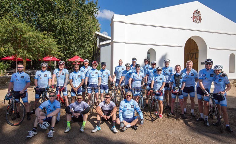 PWS staff help to raise £250k for Help For Heroes