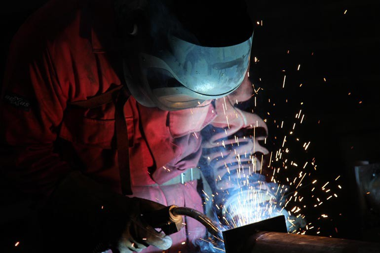 Raisco welding