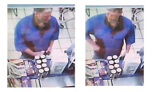 Police appeal after £400 stolen in shop